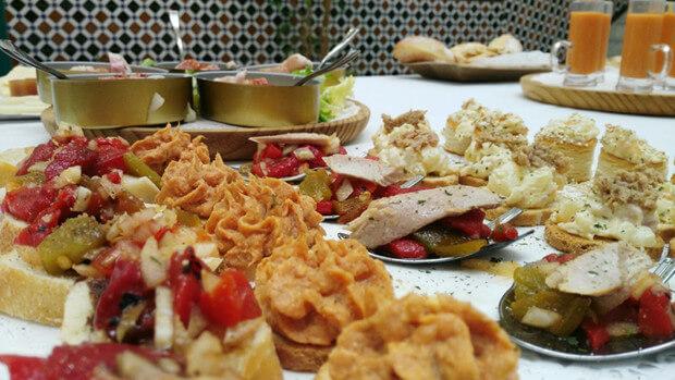 catering en Sevilla  para eventos empresariales
