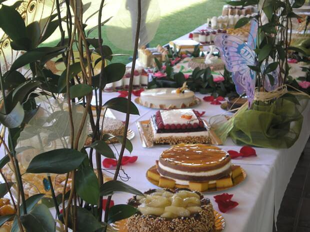 catering en Sevilla para eventos particulares